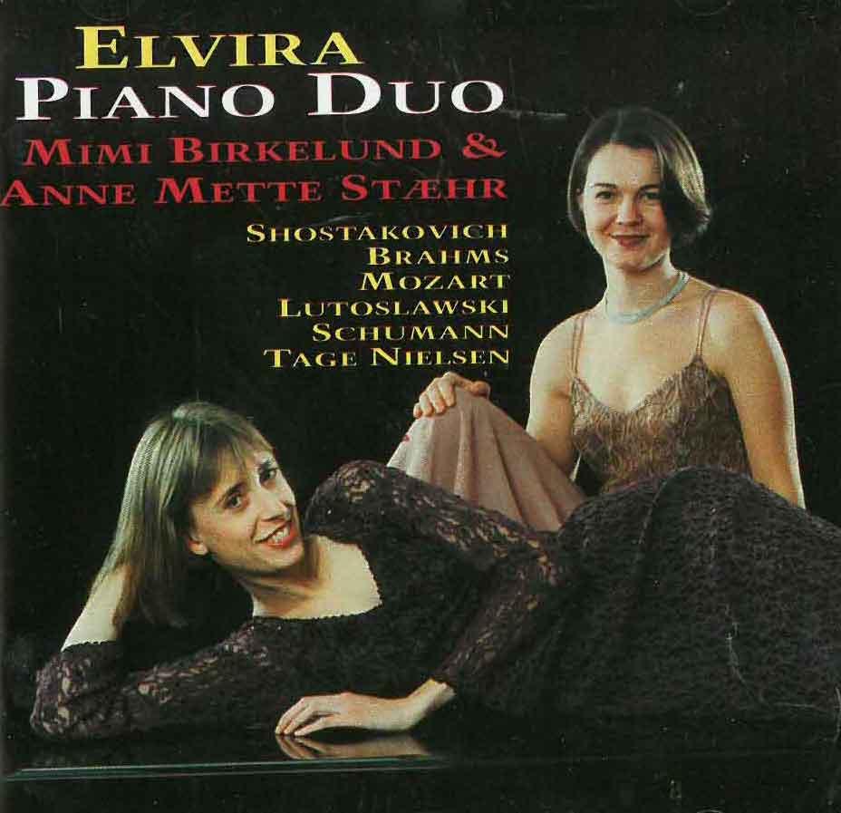 Elvira Piano Duo