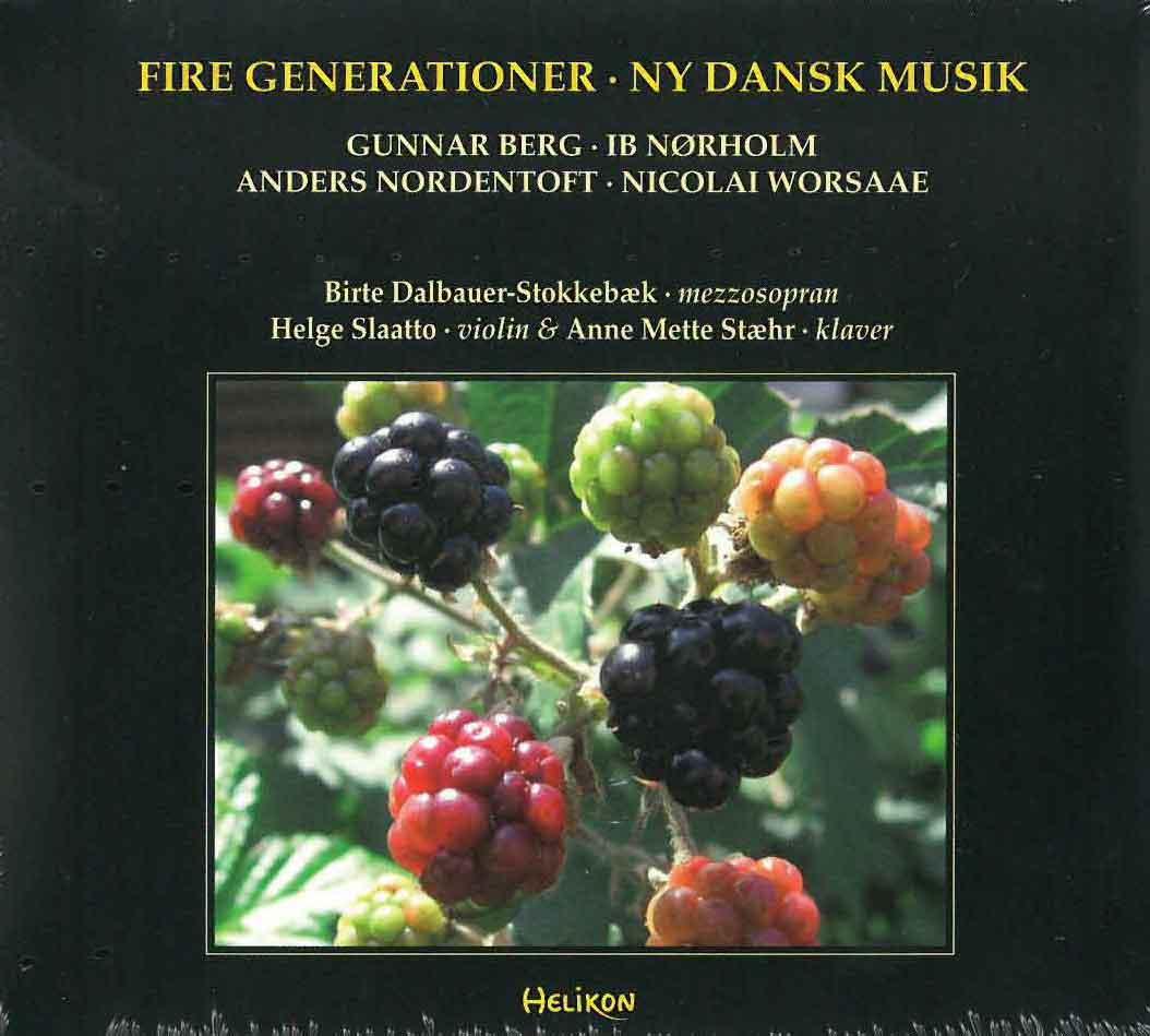 Fire Generationer Ny Dansk Musik