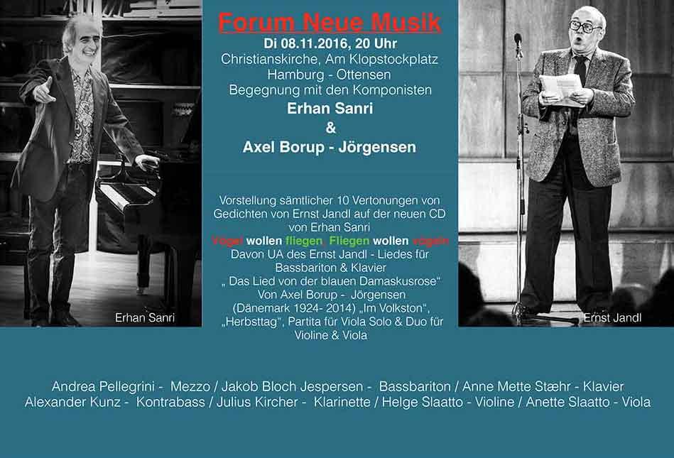 Koncert I Hamburg